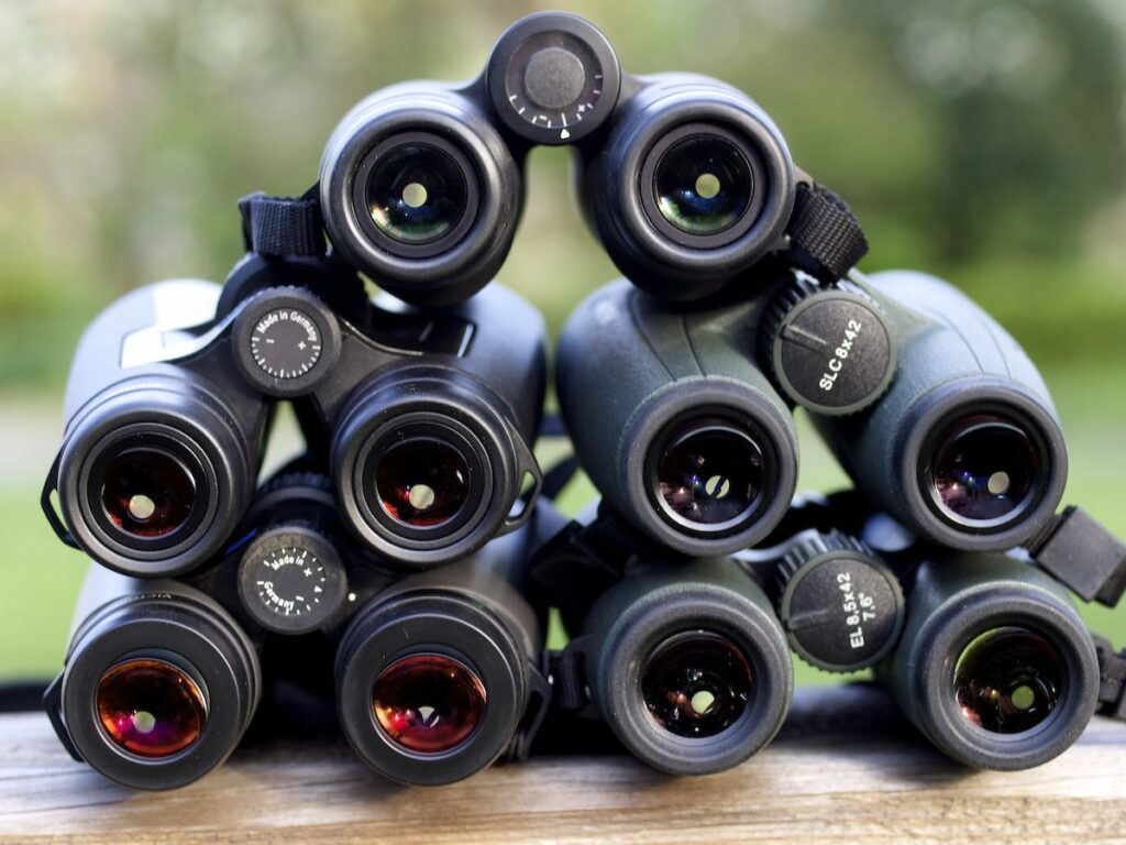 Nikon monarch 5 10x42 binoculars test