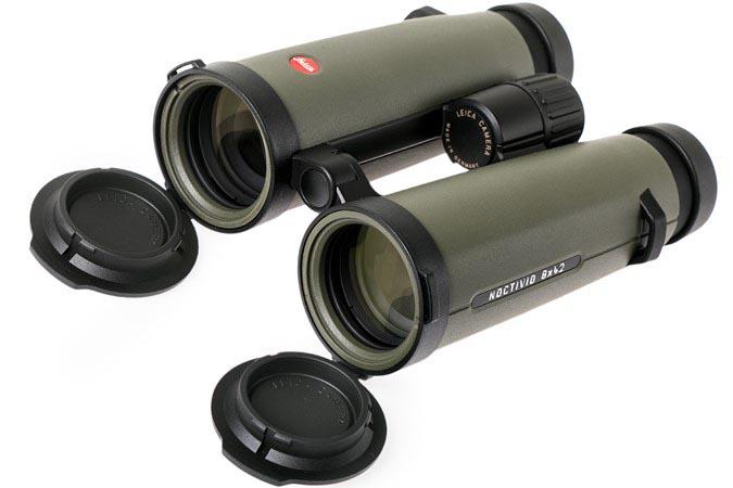 Leica Noctivid (8x42) - Best binoculars for bird watching