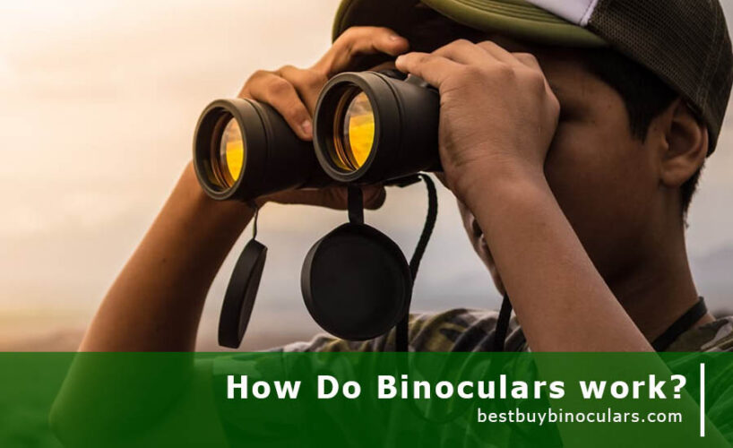 how do binoculars work