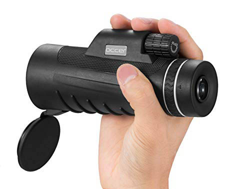 A hand-hold monocular