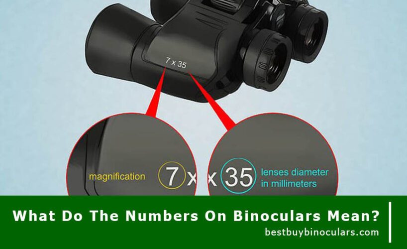 What Do The Numbers On Binoculars Mean?