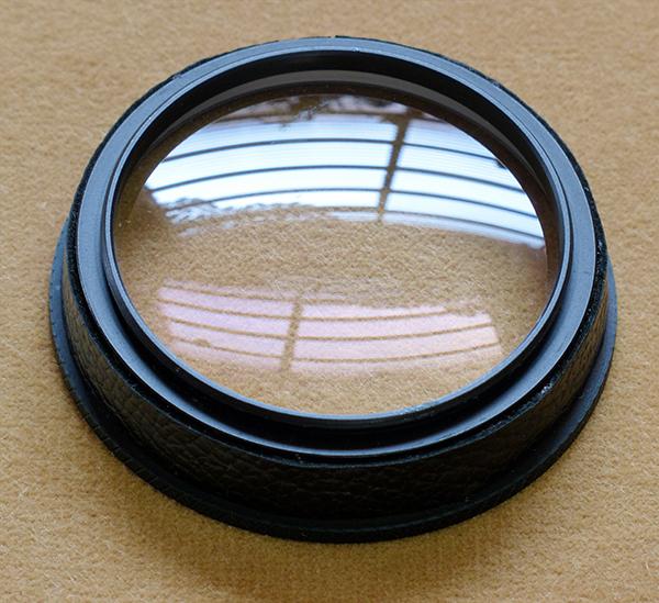 Binoculars lens