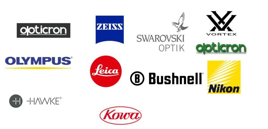 binoculars brands