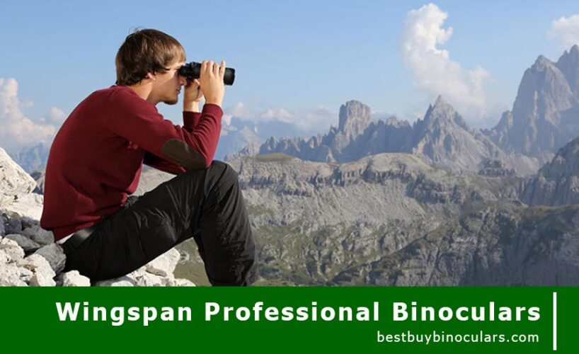Wingspan Professional Binocular
