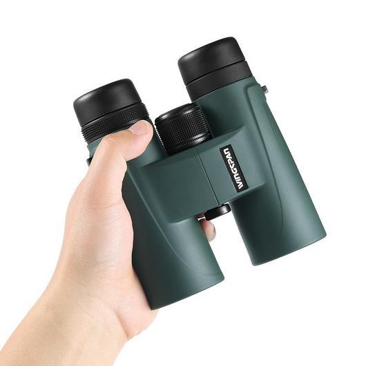 Wingspan Professional Binocular design