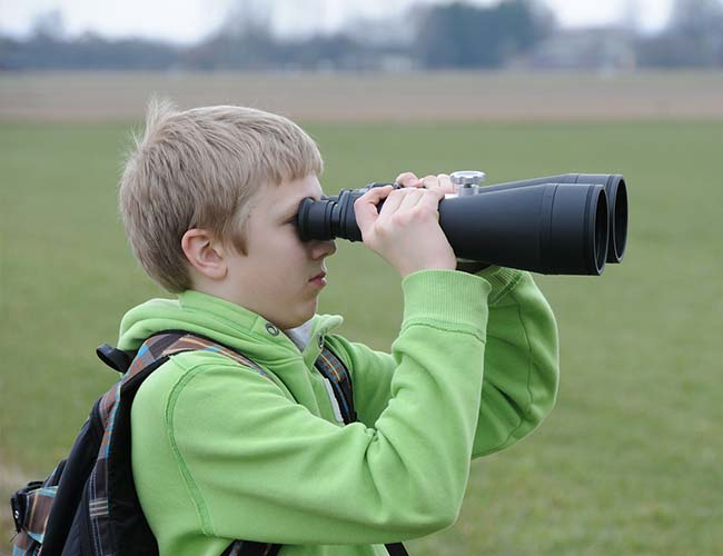 High-Powered-binoculars