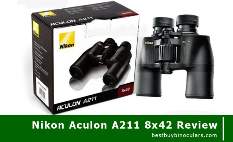 Nikon Aculon A211 8x42 Review