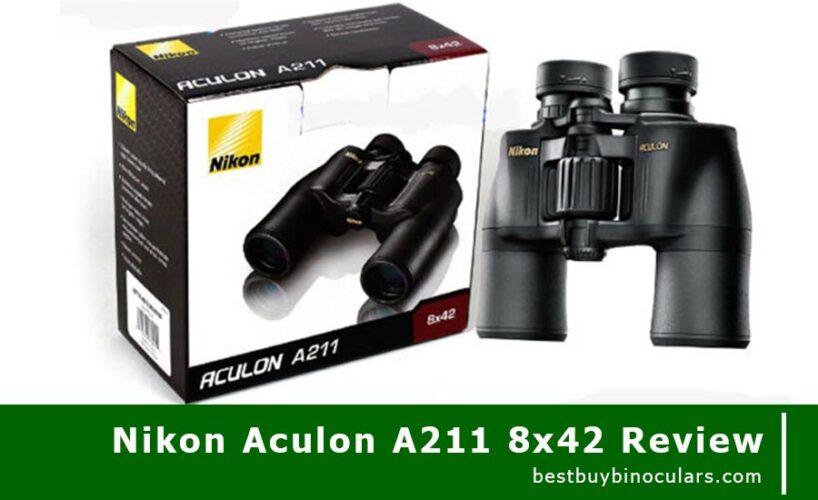 Nikon Aculon A211 8x42 Review