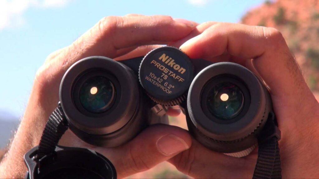 Nikon Prostaff 7s 10x42  reviews