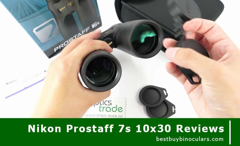 Nikon Prostaff 7s 10x30 cover