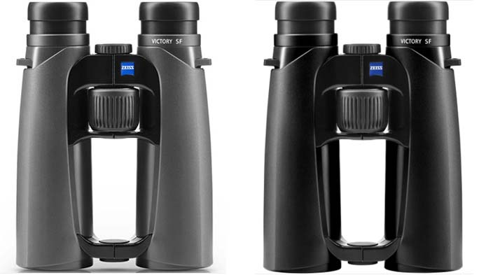 Zeiss Victory SF 8x42 new and old