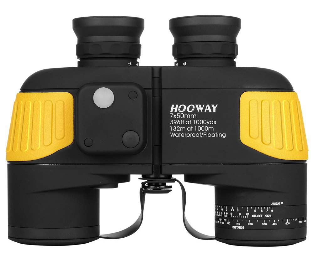 Hooway 7x50 Military Binoculars - model 01-0750