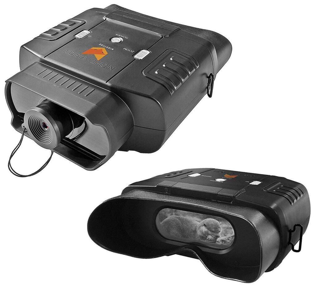 Nightfox-100V Digital Night-vision Infrared Binoculars