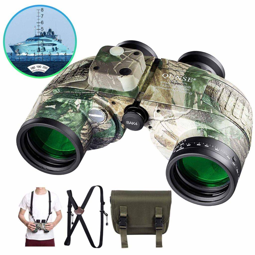 QUNSE 10x50 Military Binoculars - model QUNSE-X29