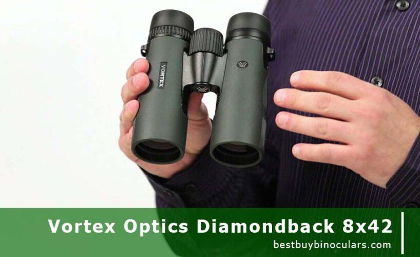 Vortex Optics Diamondback 8x42 cover