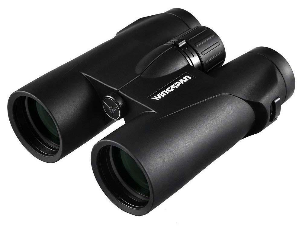 Wingspan Optics HD 8X42 Binoculars - model PWV-84201