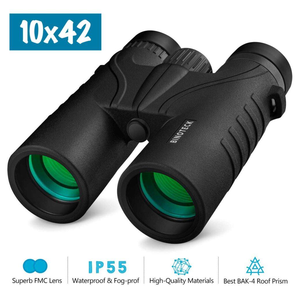 Binoteck BAK4 Prism Lens Binoculars