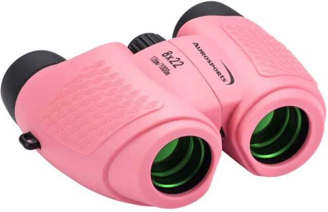 Aurosports Kids Binoculars B07W5V57QM-Best For Older Kids-bestbuybinoculars