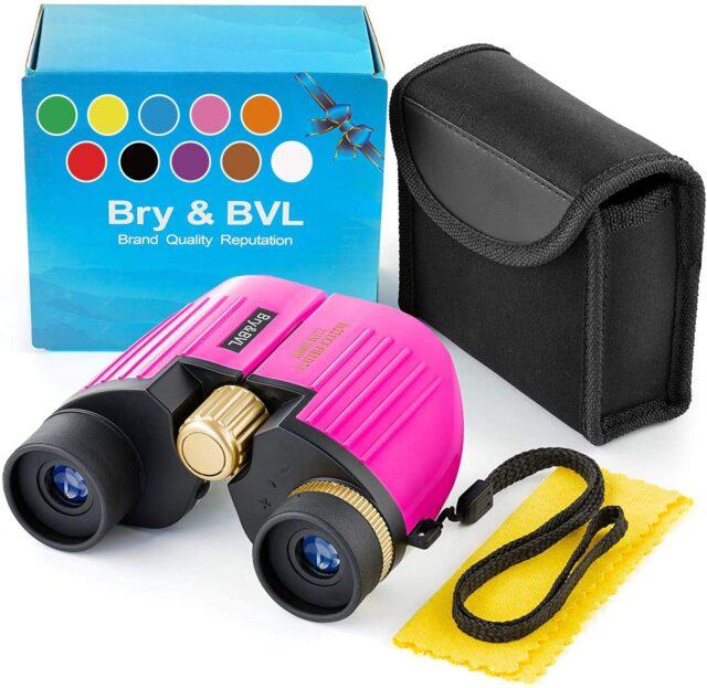 Bry&BVL Kids Binoculars B07 PGC4F15 Best For Travel