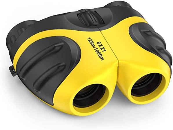 LET'S GO Kids Binoculars B07MV4BP5N Best Overall bestbuybinoculars