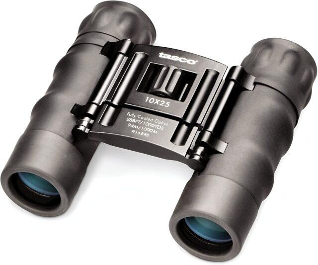 Tasco binoculars Tasco Essential 10x25 bestbuybinoculars